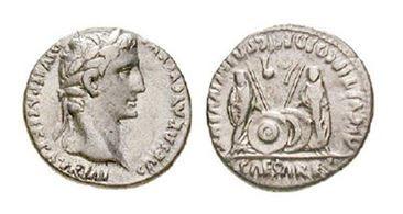 Národní Pokladnice na objednávku českého sběratele sestavila kolekci 12 historických mincí podle knihy Životopisy 12 císařů.