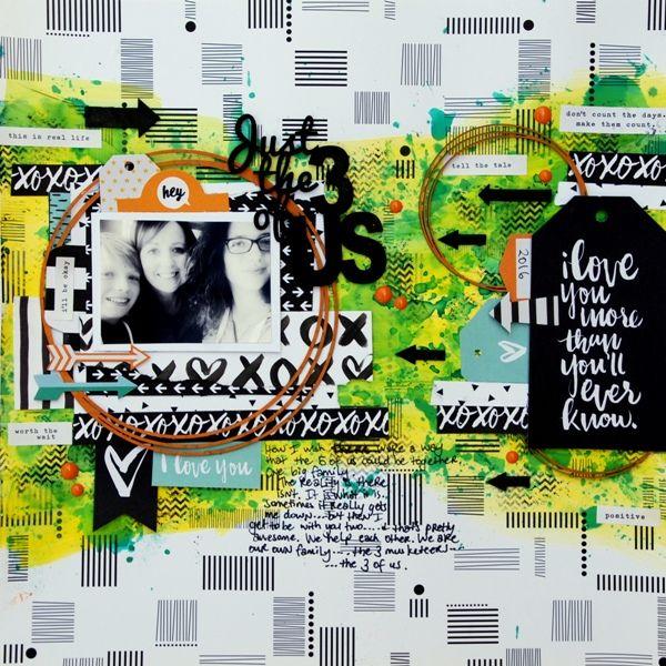 2Crafty Chipboard - Tammy Klingner