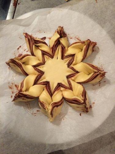 ripailles et traditions , soleil au nutella, nutella, recette au nutella , recette facile au nutella