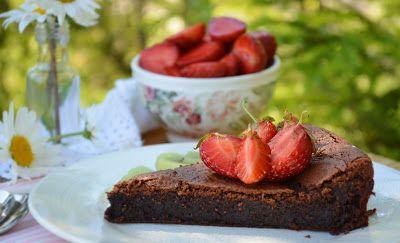 Troll a konyhámban: Francia csokoládétorta - paleo