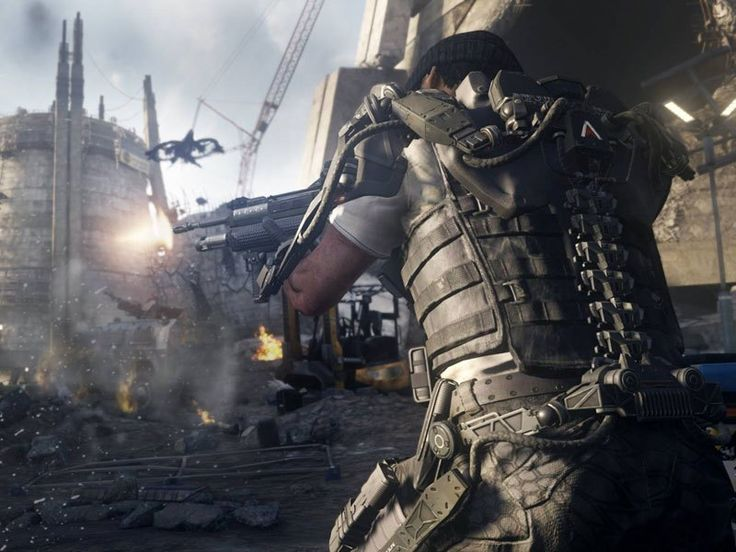 La tecnología del futuro en Call of Duty: Advanced Warfare