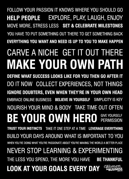 Follow your passion, it knows where you should go.