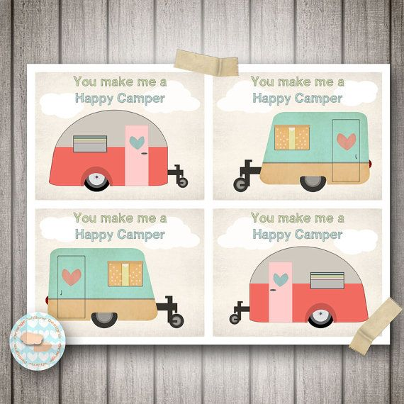 Printable Valentines Greeting You Make Me A By