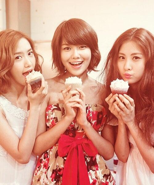 Yoona, Sooyoung, Seohyun