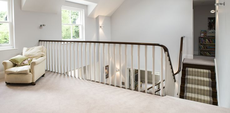 cut string castle collection wreathed sapele handrail turn multi - Multi Castle Interior