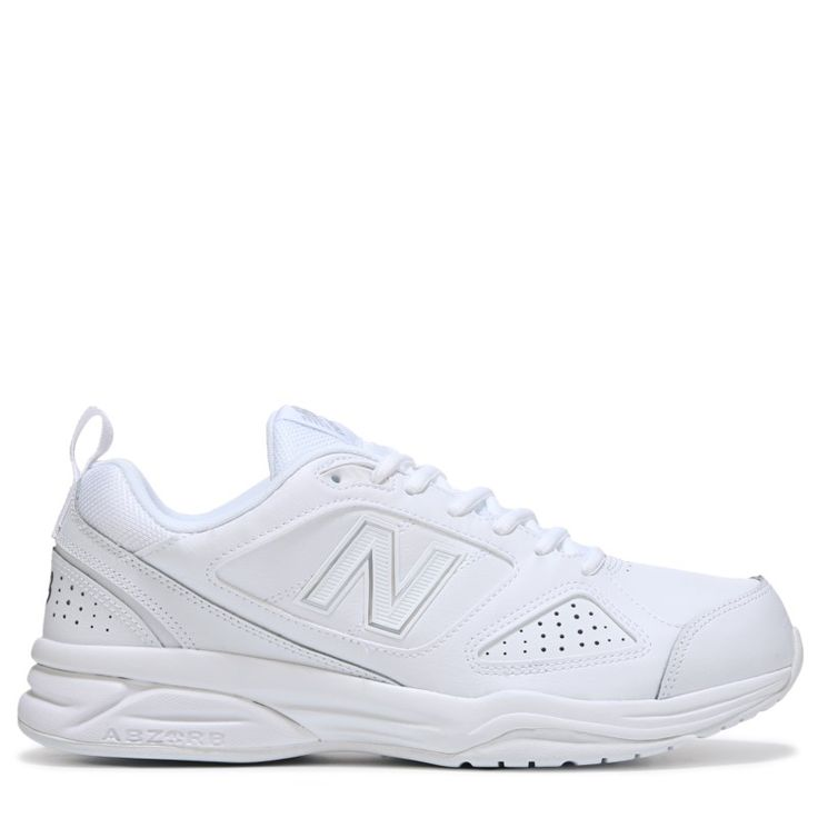 New Balance Men's 623 V3 Medium/Wide/X-Wide Sneakers (White Leather) - 15.0 2E