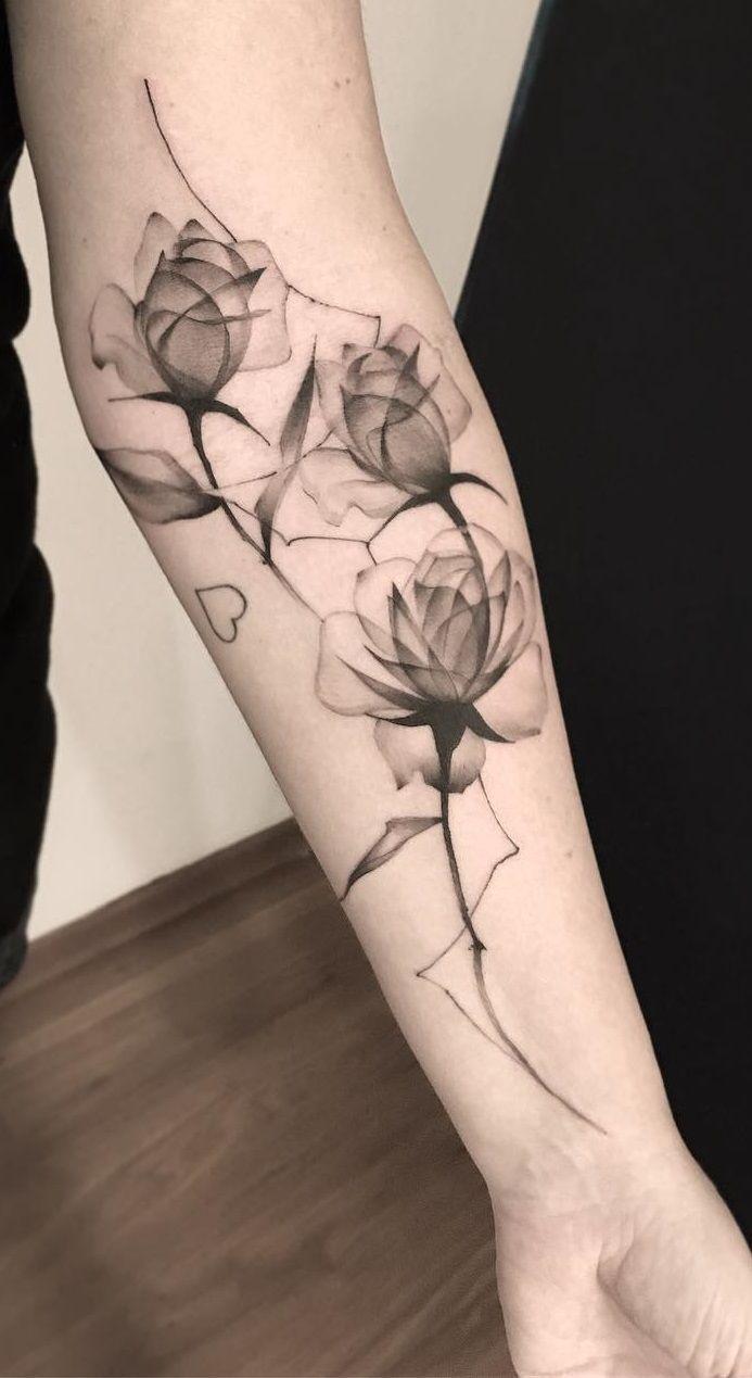 200 Fotos de tatuagens femininas no braço para se… – #braço #de #Femininas #…