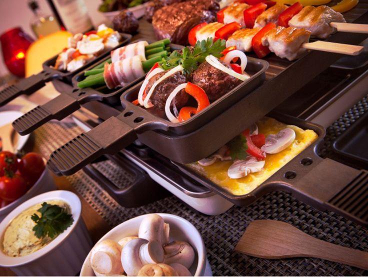 Astuces pour préparer un repas de raclette à la maison Découvrez nos conseils pour une raclette bien réussie.