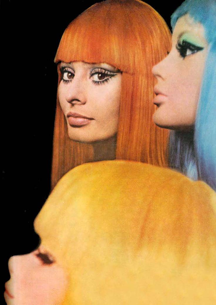 Sophia Loren by Tazio Secchiaroli.