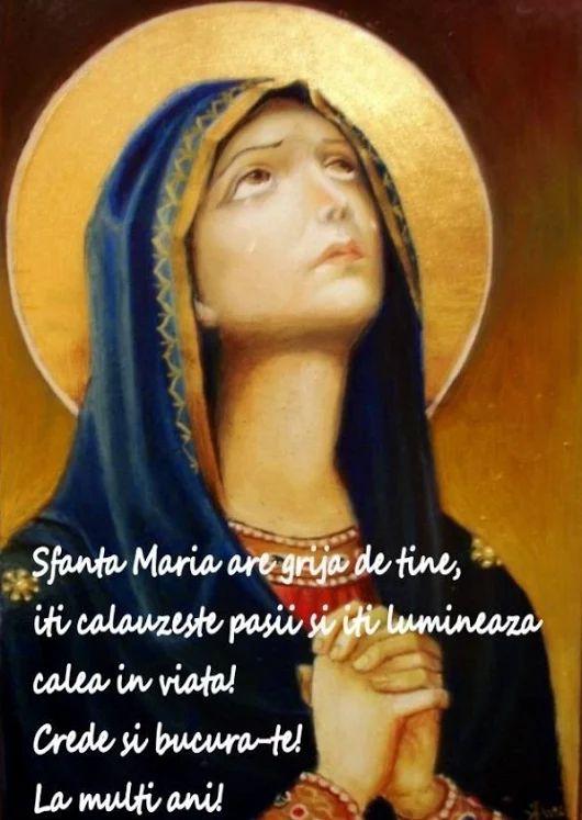 Imagine: Mesaje de Sfânta Maria! Cele mai simpatice SMS-uri pe care le poţi ...