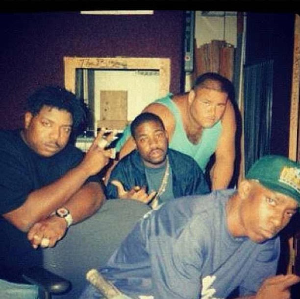 Diamond, Lord Finesse, Fat Joe & Big L