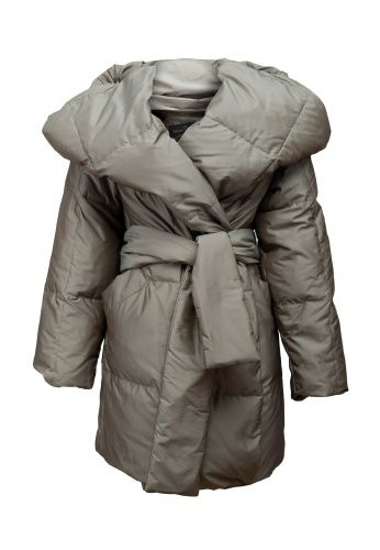 Square Puffer Coat {Vivienne Westwood} i'll need this when i move to the northeast