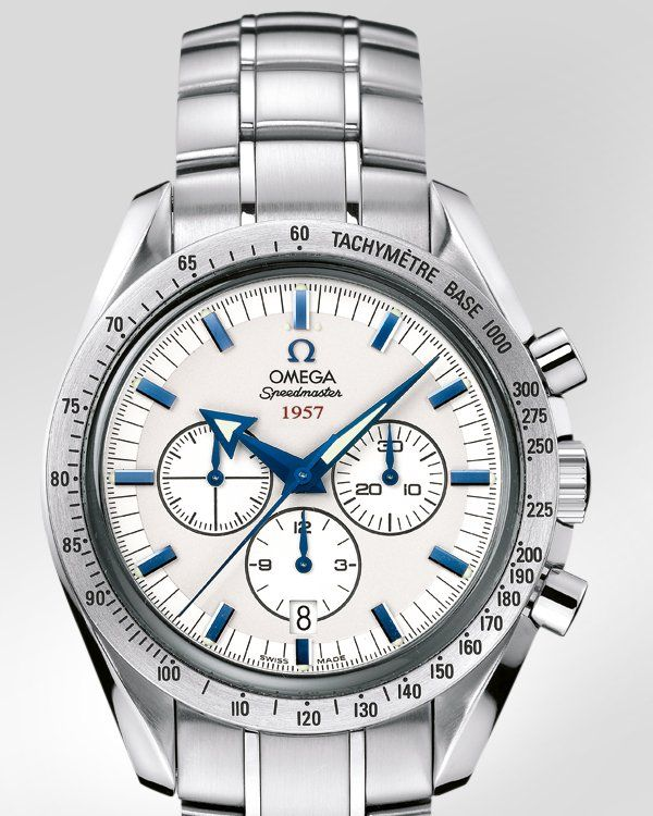 OMEGA Watches: Speedmaster Broad Arrow -