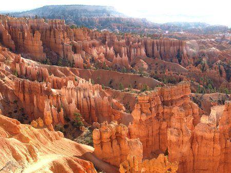 Jour 6 : Bryce Canyon - Pour découvrir les Merveilles de l'Ouest Américain : http://www.ecotour.com/produit/merveilles-de-l-ouest-americain-6643