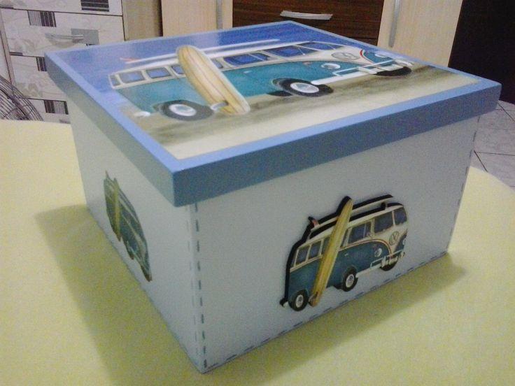 caixa Kombi em mdf