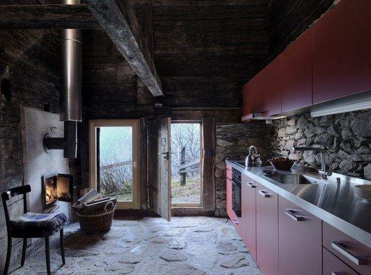 Huberhaus / Mooser.Lauber.Stucky Architekten – nowoczesna STODOŁA | wnętrza & DESIGN | projekty DOMÓW | dom STODOŁA