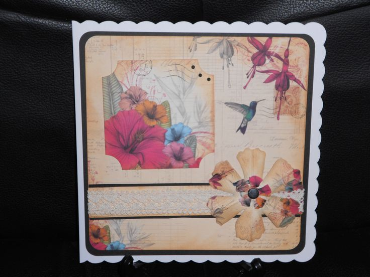 Card Making Paradise Part - 33: Made From Craftwork Cards Paradise Collection. ParadiseCard Making