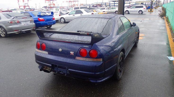 1998 Nissan Skyline R33 GTR 5 Speed Manual