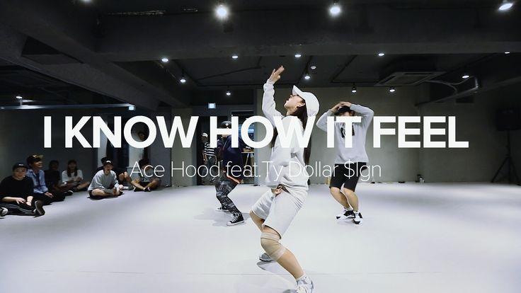 I know how it feel - Ace Hood ft.Ty Dollar $Ign / Mina Myoung Choreography