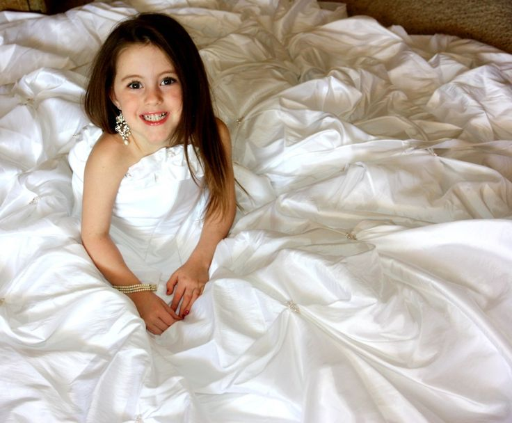 Young Girls In Wedding Dresses 55