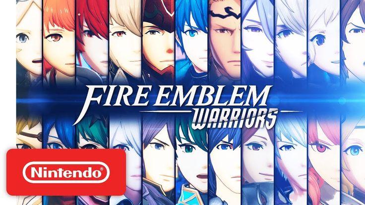 Fire Emblem Warriors Launch Trailer - Nintendo Switch http://bit.ly/2lnzap3 #nintendo