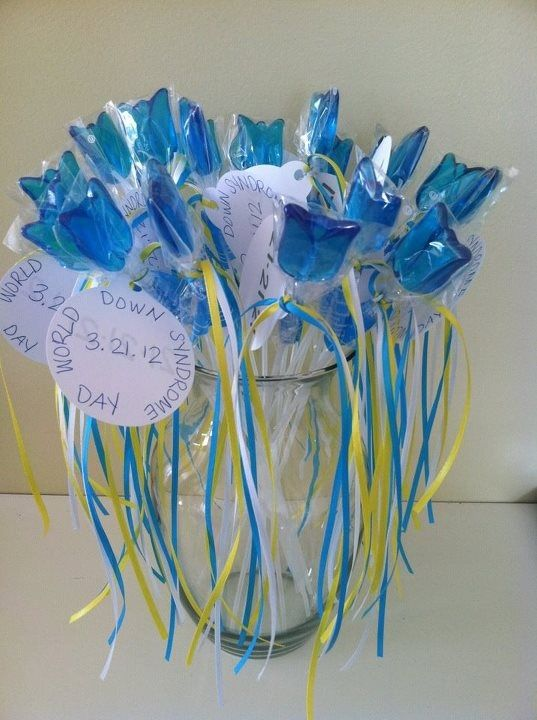 Made these for World Down Syndrome Day | Walk Fundraising ...