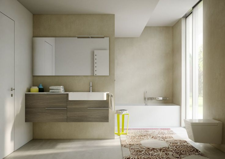 Rendering bagni moderni my time by idea group render for Pinterest bagni