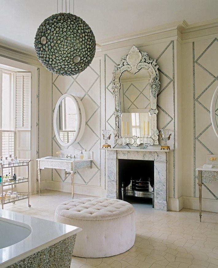 Photos On Victorian Style Bathroom Design Ideas