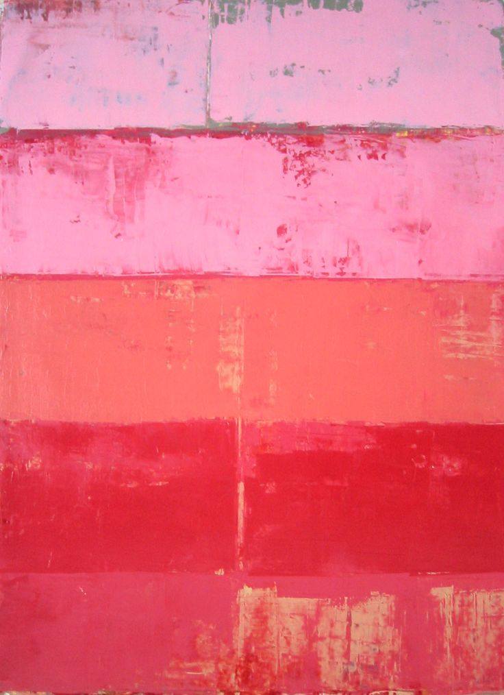 Ellen Richman - (Reds, striped & textured)