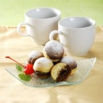 POFFERTJES COKELAT KEJU Sajian Sedap
