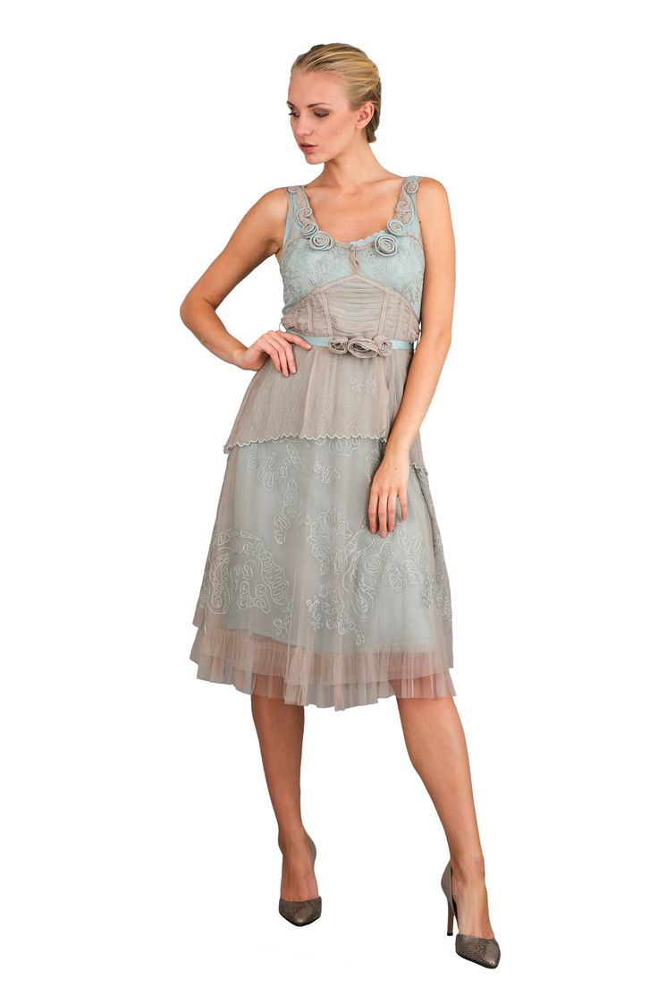 Pinterest flapper wedding dresses 1920s style and adrianna papell - 1920s Day Dresses Tea Dresses Garden Party Dresses