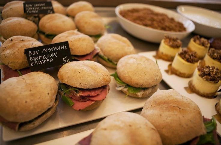 mmmmmh, sandwiches!