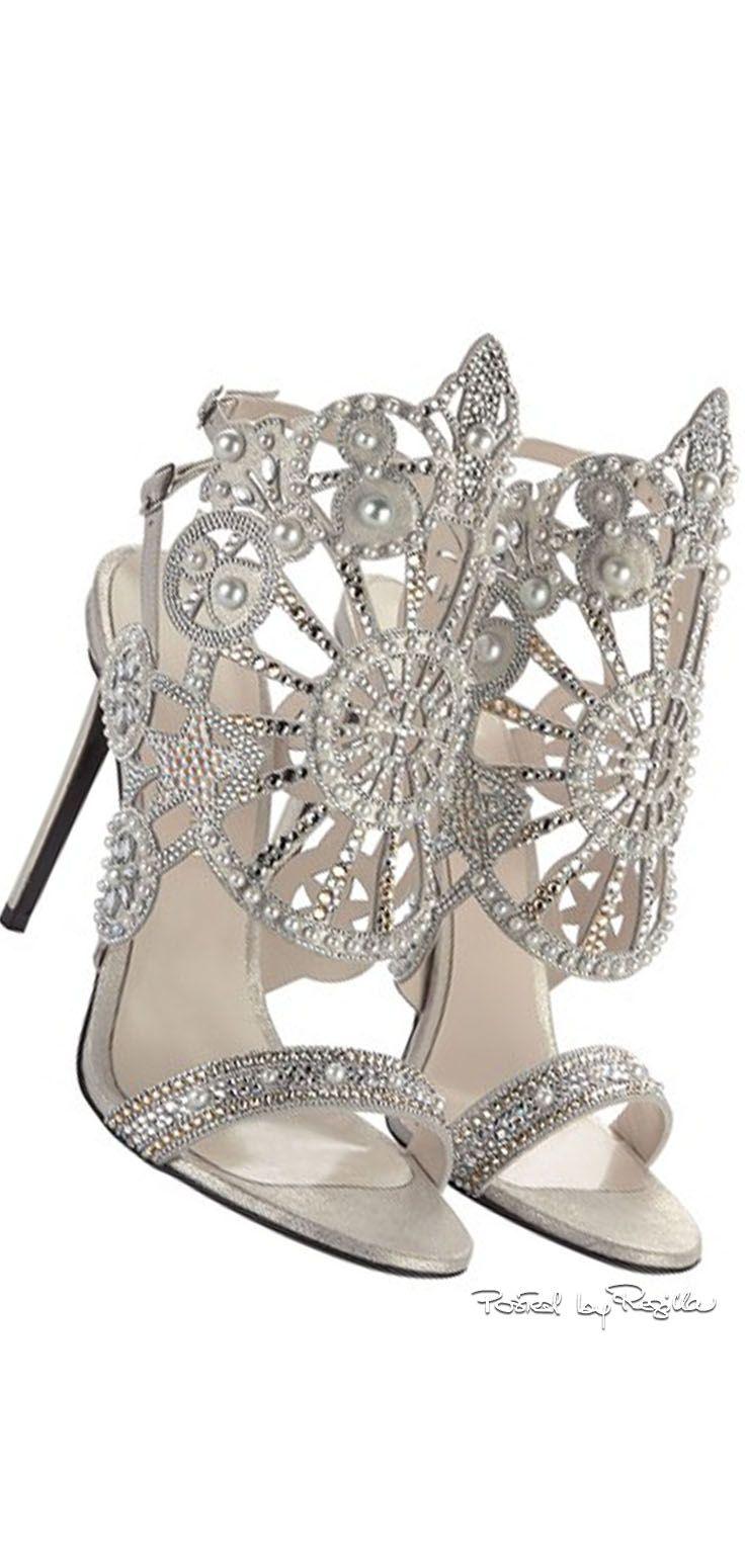 Silver Heels - **EXPLORE Wedding Matched Invitation Sets- GO TO ... http://WeddingInvitationSets.com