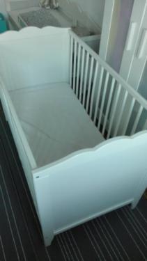 Babybett, Hensvik, 120x60 cm, gut erhalten in Eimsbüttel - Hamburg Eidelstedt | Babywiege gebraucht kaufen | eBay Kleinanzeigen
