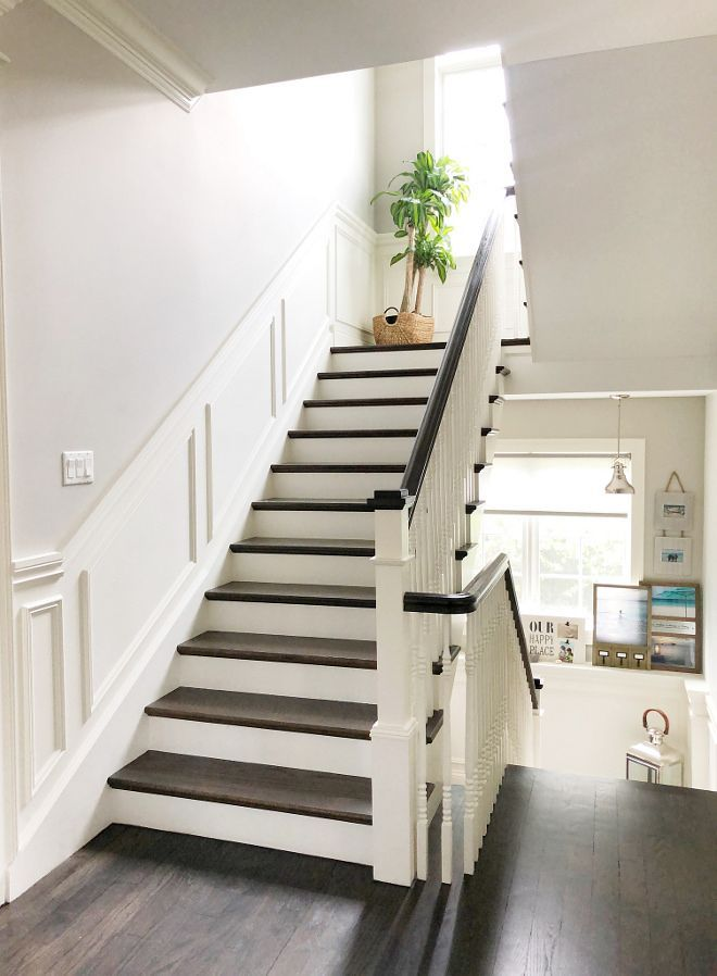 Traditional Staircase Paneling Traditional Staircase Paneling