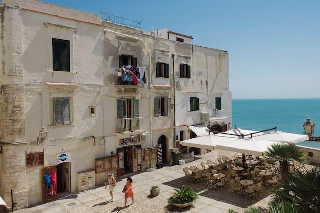 Vieste central apartment, sea view Appartamenti in