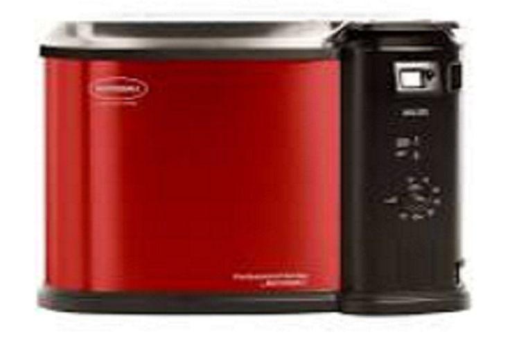 Masterbuilt Butterball XL Red Turkey Fryer Electric Deep Fryer Steamer Boiler  #Masterbuilt
