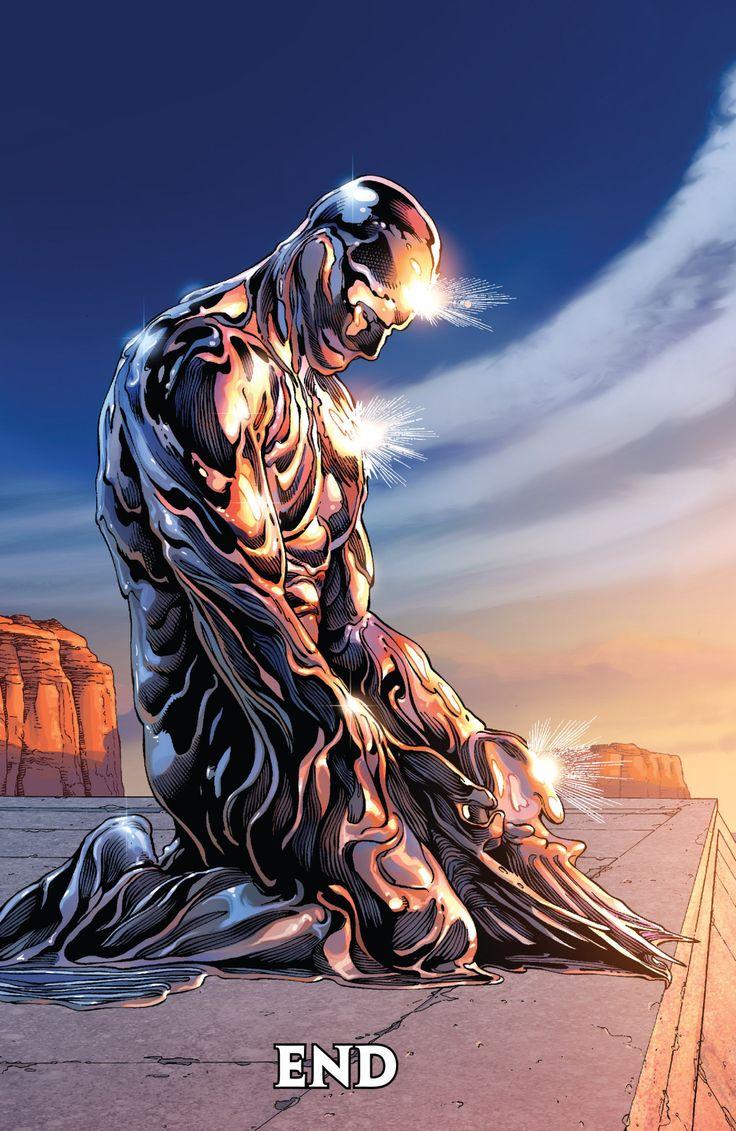 Wolverine dies by Steve McNiven