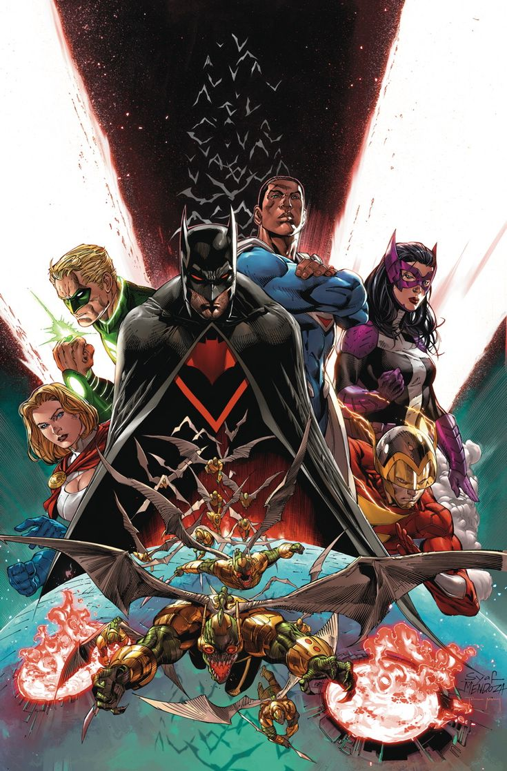 EARTH 2: WORLD'S END #1 Written by DANIEL H. WILSON, MARGUERITE BENNETT and MIKE JOHNSON Art by ARDIAN SYAF, JORGE JIMENEZ, EDDY BARROWS and PAULO SIQUIERA Cover by ARDIAN SYAF and JAIME MENDOZA 1:50 Variant cover by YANICK PAQUETTE On sale OCTOBER 8 • 48 pg, FC, $2.99 US • RATED T Daniel H. Wilson delves into the world of EARTH 2 for the start of a new weekly series that will see the origins of a world much like the New 52 Earth, but yet so different.