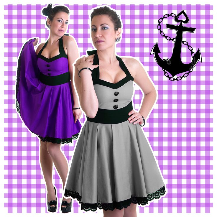 Purple or Grey?  New colors available, choose your fever dress:  http://bit.ly/NewLongDress