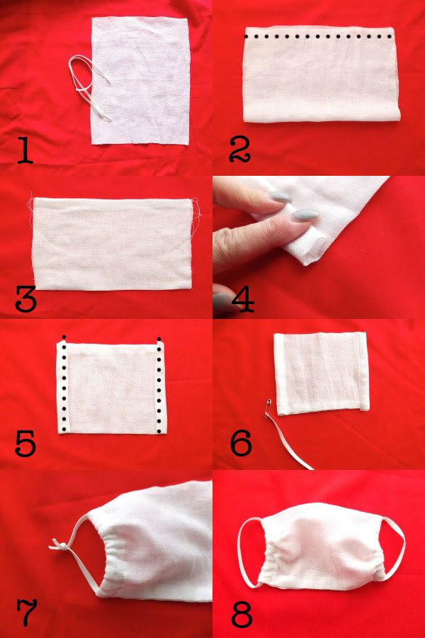 Diy dress up doctor mask. How To: DIY Doctor Play Set.