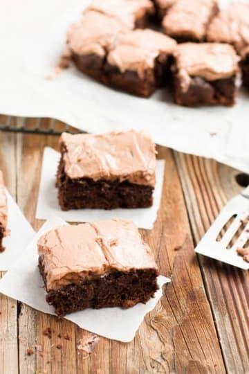 28-Blatt-Kuchenrezepte, die Sie direkt aus der Pfanne essen möchten – Kuchenrezepte – …   – Blechkuchen
