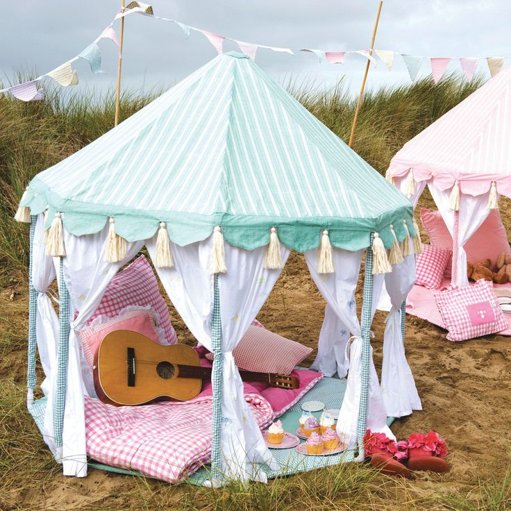 cutest tents ever!