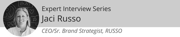Expert Interview Series: Jaci Russo of RUSSO About the Importance of Branding · John Mat...