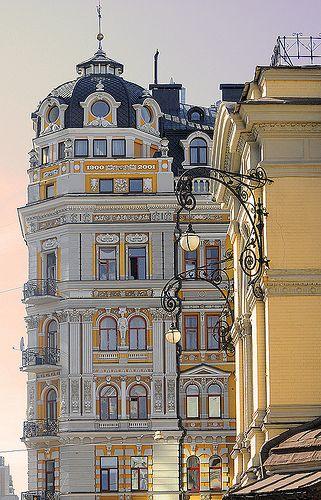 Kyiv, Ukraine. ~Grand Mansions, Castles, Dream Homes  Luxury Homes ~Wealth and Luxury
