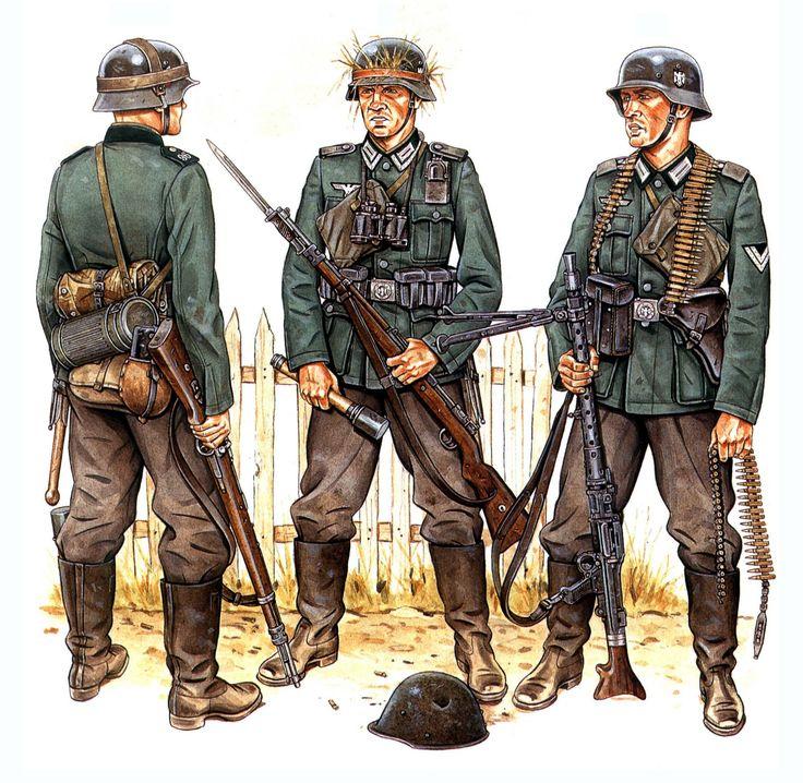 how to use heroic uniform ww2