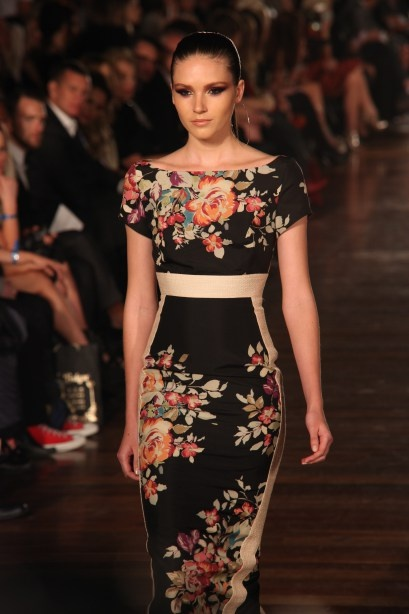 Alex Perry Floral