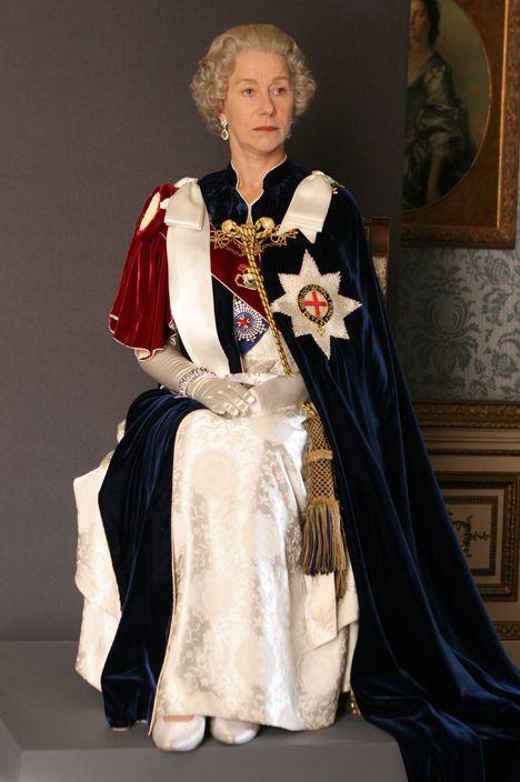 Helen Mirren in the Queen  #costumes