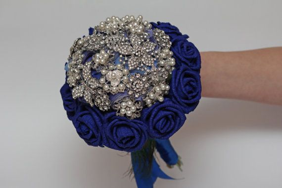 Hey, I found this really awesome Etsy listing at https://www.etsy.com/listing/161743786/brooch-bouquet-wedding-bouquet-bridal