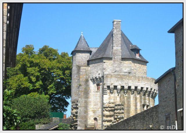 Le jardin de Titi: Retour en Bretagne